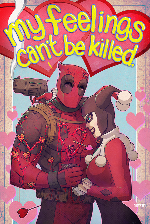 Deadpool Month is Coming to A close………..