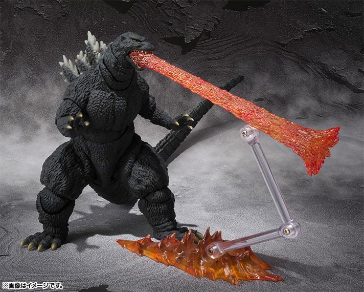 S.H. Monsterarts Godzilla Coming in July!