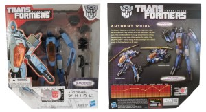 TF Generations Whirl 01 Box
