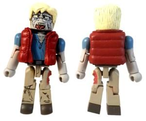TRU WD 5 Michonne Hitchhiker 09 Zombie