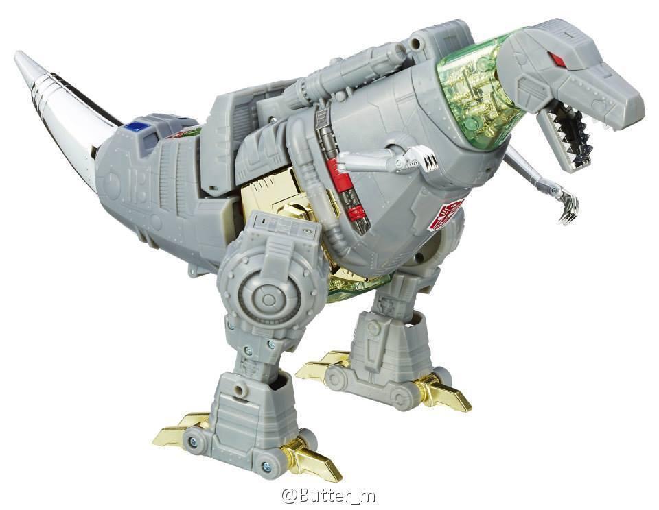 Hasbro's MP-03 Grimlock New Images!