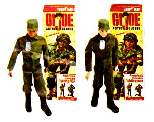 1965 Action Soldier