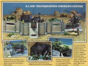 GI Joe 50 16 Headquarters