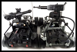GI Joe 50th 14 Sound Attack Vehicles