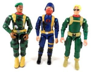 GI Joe 50th 21 Comic Packs