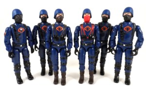 GI Joe 50th 23 Cobra Infantry