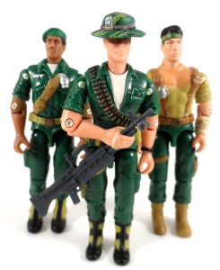 GI Joe 50th 32 Classified