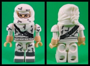 GI Joe Kreo Outpost Defense 03 Storm Shadow