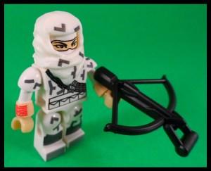 GI Joe Kreo Outpost Defense 04 SS Weapon