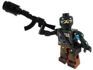 GI Joe Kreo Outpost Defense 07 BH Weapons