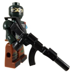 GI Joe Kreo Outpost Defense 08 BH Weapons