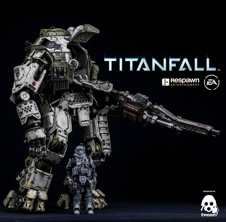Titanfall Atlas Painted Pictures Update