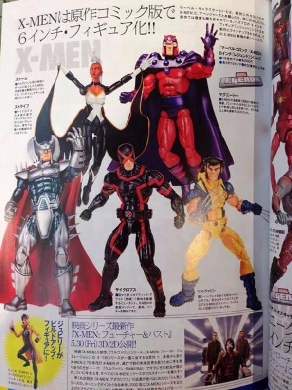 New 6″ Marvel Legends Coming Soon From Hasbro??