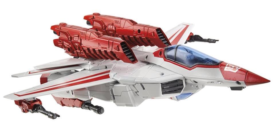 New In Package Image of the Upcoming Transformers Jetfire!