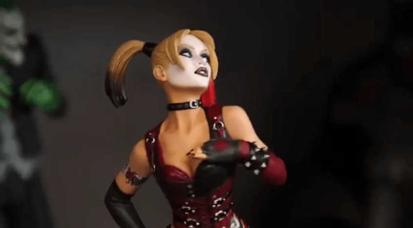 2014 SDCC Exclusive DC Collectibles Harley Quinn