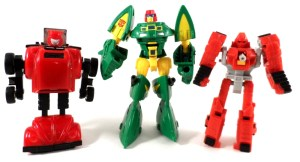 Generations Cosmos 13 Robot Size