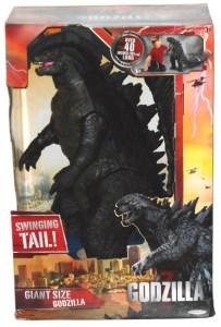 Giant Godzilla 01 Box Front