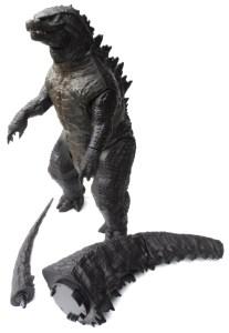 Giant Godzilla 06 Parts