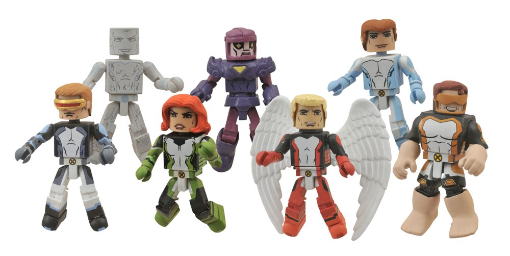 New in Previews: Retro Marvel, Pulp Fiction, Clerks, Godzilla & More!