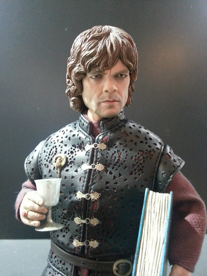 Game of Thrones Tyrion Lannister New Images!