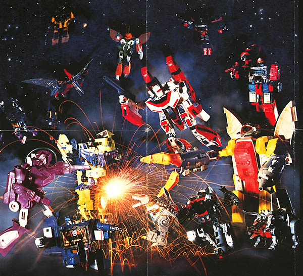The Top 50 Transformers Poll: Number 50 to 41