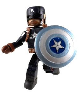 Cap 10 Stealth Captain Action
