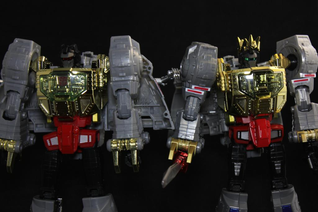 Transformers Grimlock MP-03 Gallery and Review