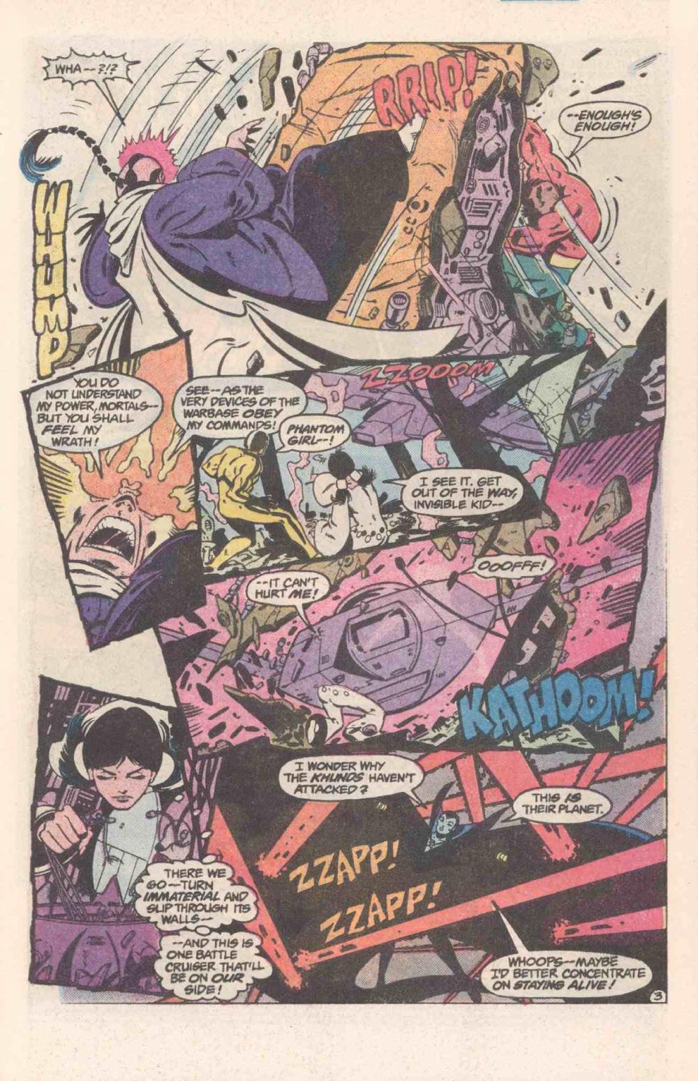 Reviews of Old Comics: Legion of Super-Heroes #309