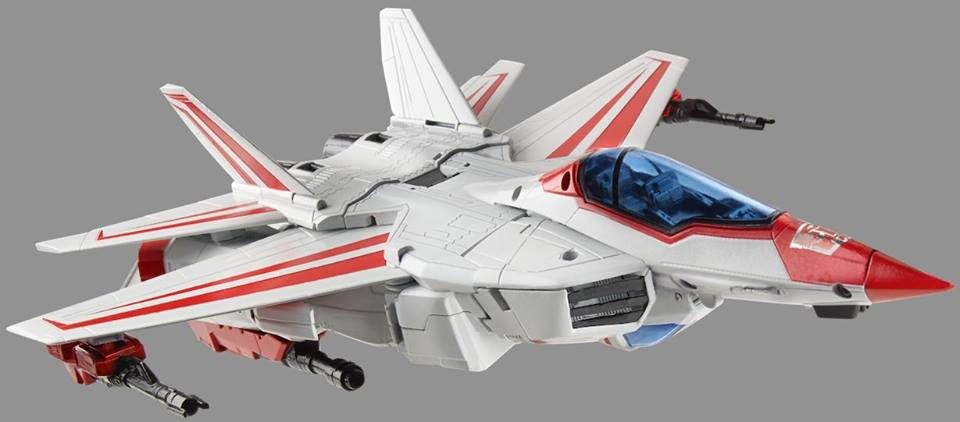Transformers Generations Leader Jetfire Pre-Orders Coming Soon!