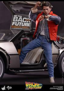 16th scale Marty McFly (3)