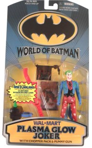 Batman Figure Plasma Joker