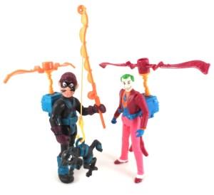 Batman Figure Sky Escape Joker 03