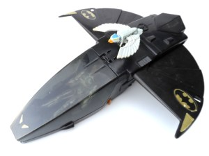 Batman Vehicle Batjet 03