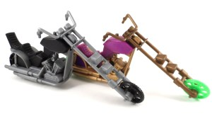 Batman Vehicle Joker Cycle 04