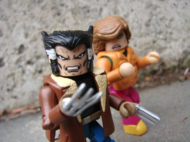 X-Men: Days of Future Past Minimates Box Set New Images!