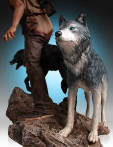 Gentle Giant Daryl and the Wolves  (4)