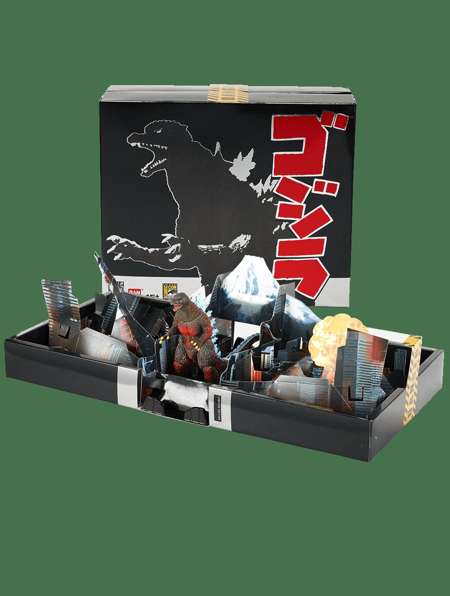 Bandai Godzilla SDCC Exclusive Revealed!!