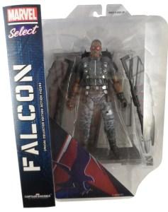 Marvel Select Falcon 01 MOC