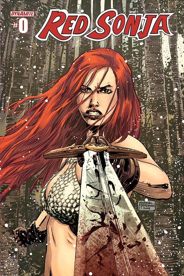 REVIEW: Red Sonja #0