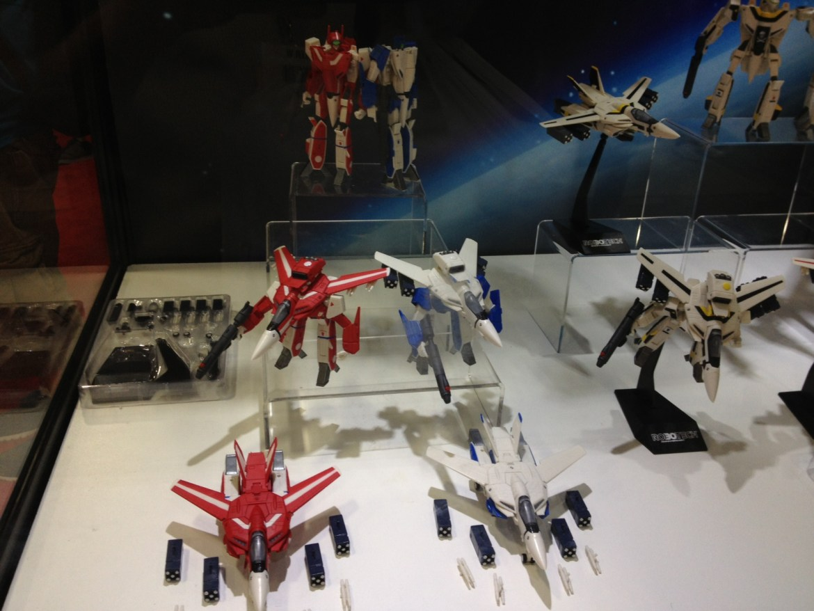 SDCC: Toynami, Acid Rain, Bandai and More!!
