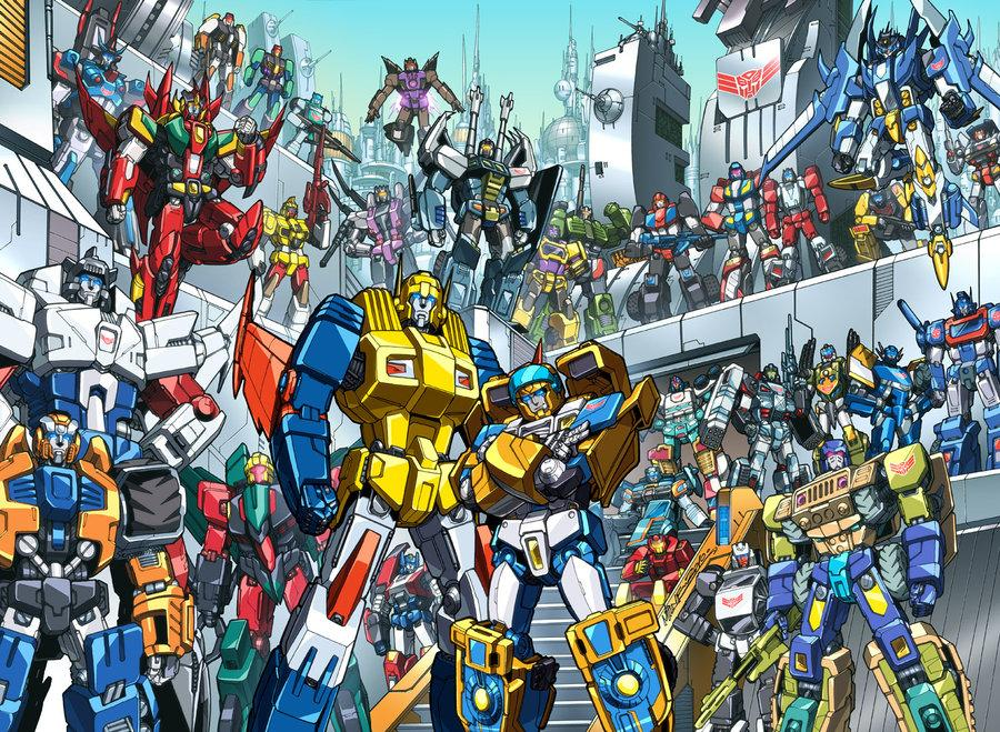 Top Fifty Transformers of All Time: 30 to 21
