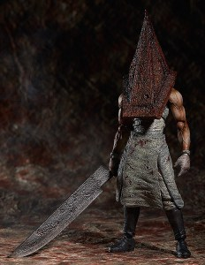 Figma silent hill 2 pyramid head new images needless essentials online - Pyramid head boss fight ...