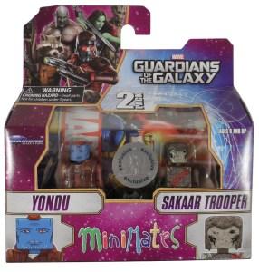 Yondu Sakaar Minimates 01 MOC