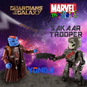 Yondu Sakaar Minimates 09 Title