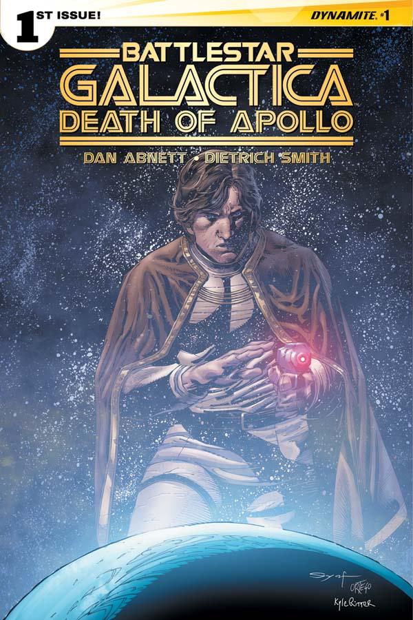 BATTLESTAR GALACTICA: THE DEATH OF APOLLO