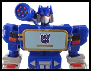 Transformers Mashers Soundwave 12 Sigil