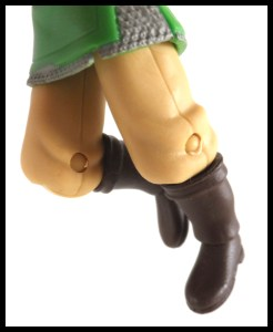World Nintendo Link 04 Articulation