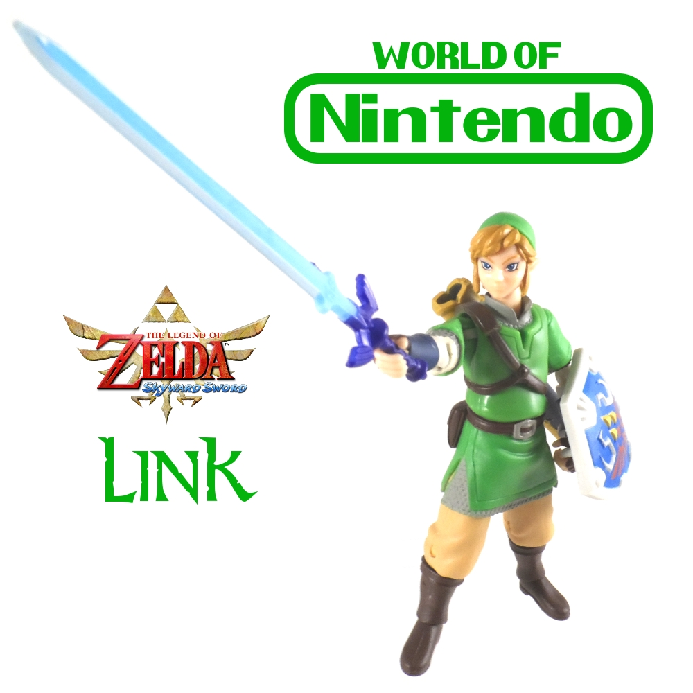 World of Nintendo Series 1 Link