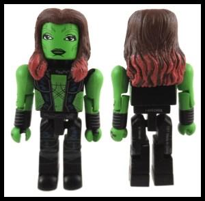 Gamora Nova Minimates 02