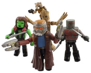 Gamora Nova Minimates 12 Group